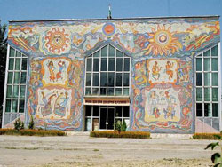 Библиотека Фирдоуси, Душанбе