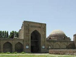Мечеть Сангин, Гиссар