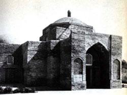 Мавзолей Махдуми Аъзама, Гиссар