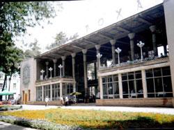 Rohat Chaikhana, Dushanbe