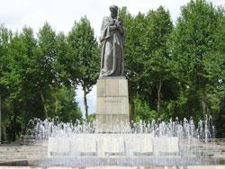 Памятник Абу Али ибн Сино (Авиценна), Душанбе